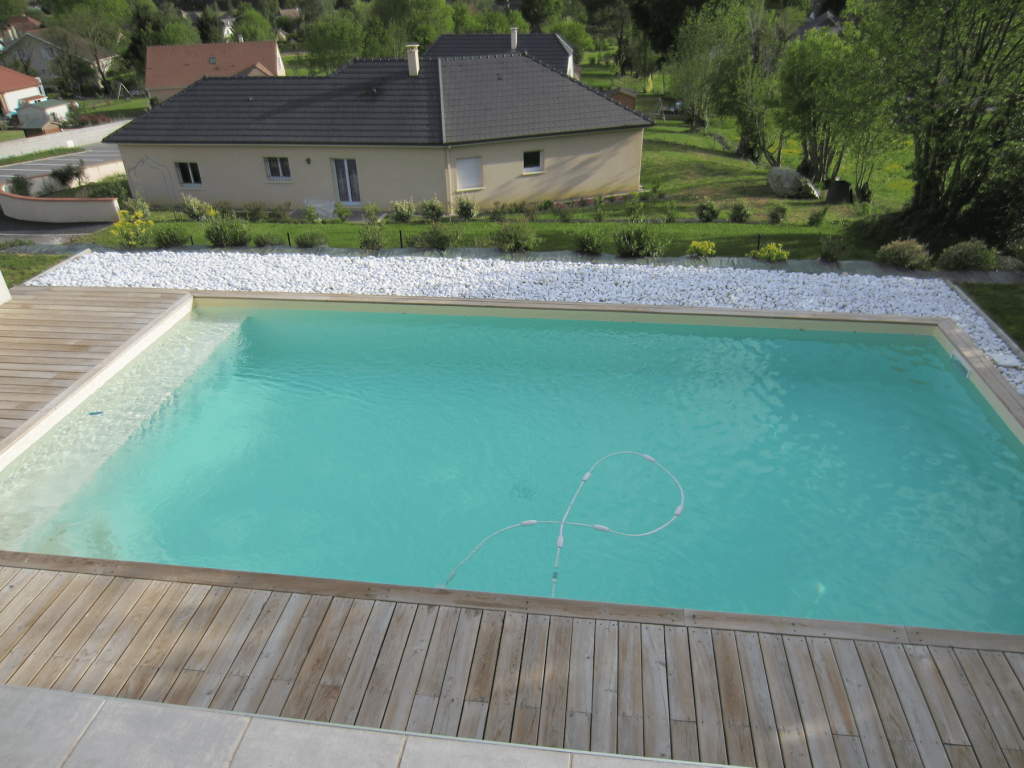 Liner couleur sable piscines tradition for Liner piscine couleur sable